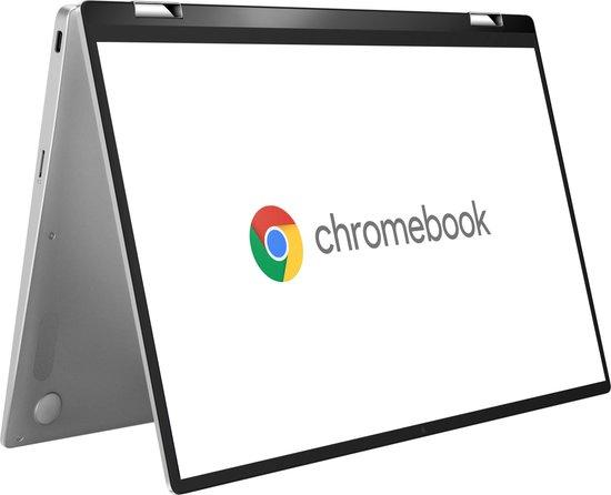 Asus Chromebook Flip 434TA 64GB Voor Select Leden anders+10 euro