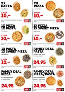 HAPPY TAKEAWAY DEALS @Happy Italy