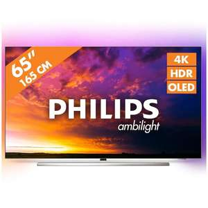 [ING] Philips 65OLED854 | 65inch OLED Android Ambilight TV