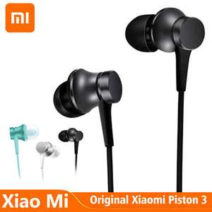 Xiaomi Mi Piston Fresh In-Ear oordopjes @ AliExpress