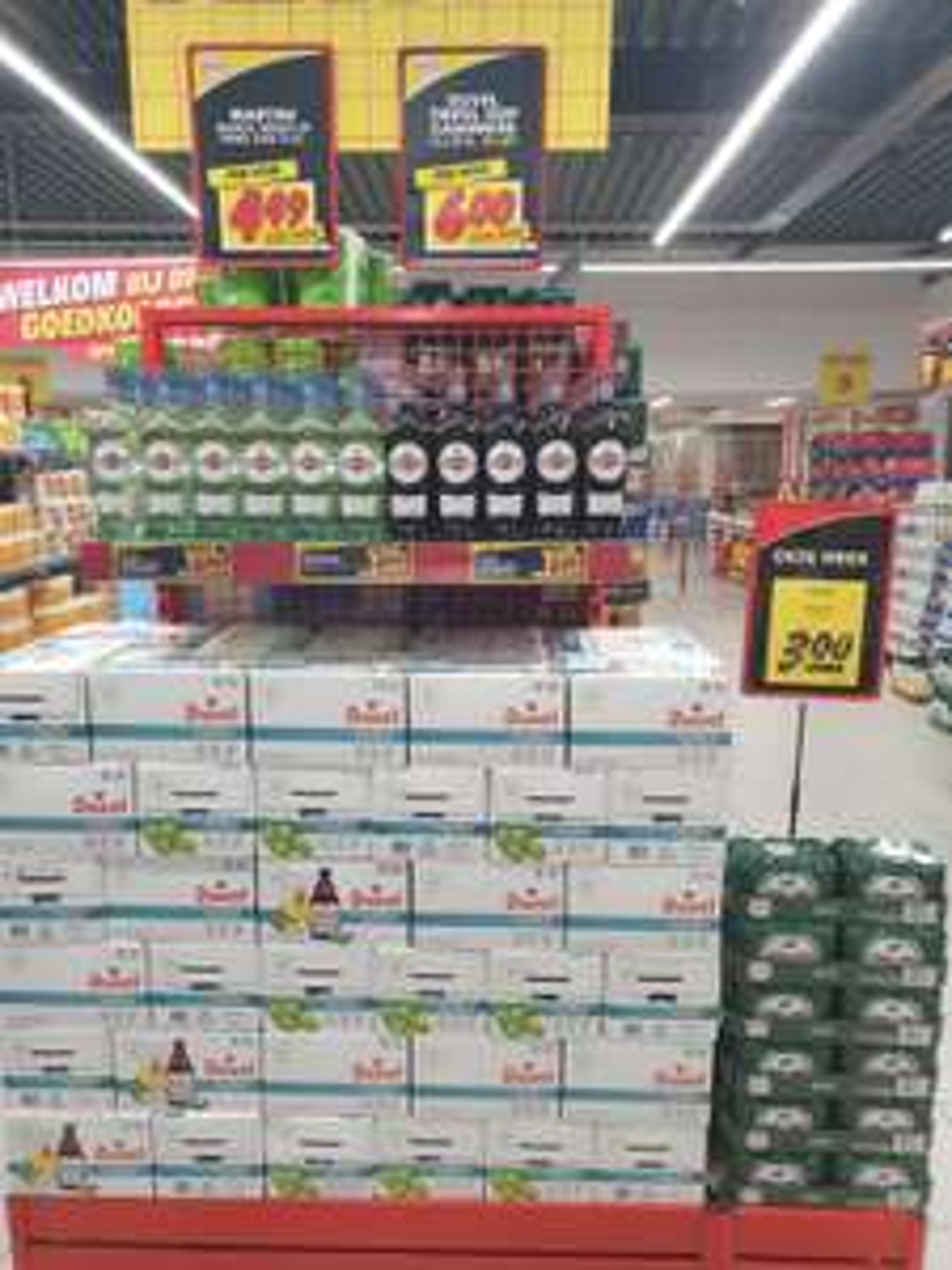 Duvel Tripel Hop Cashmere bier 12-pack bier @Nettorama