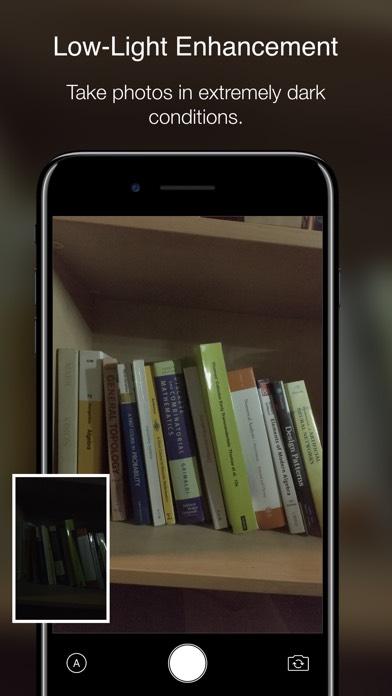 [iOS] Tijdelijk GRATIS Nightcam: Night Mode Camera (geen in app aankopen, ads of subscription)