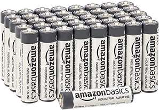 AAA batterijen 40st.