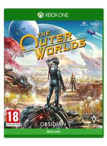 The Outer Worlds (Xbox One AT-PEGI) @ Amazon.de