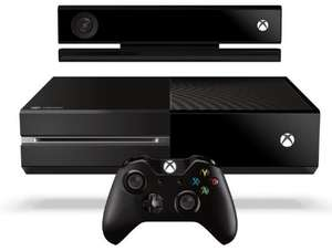 Xbox One console met Kinect voor € 406,26 @ Amazon.it