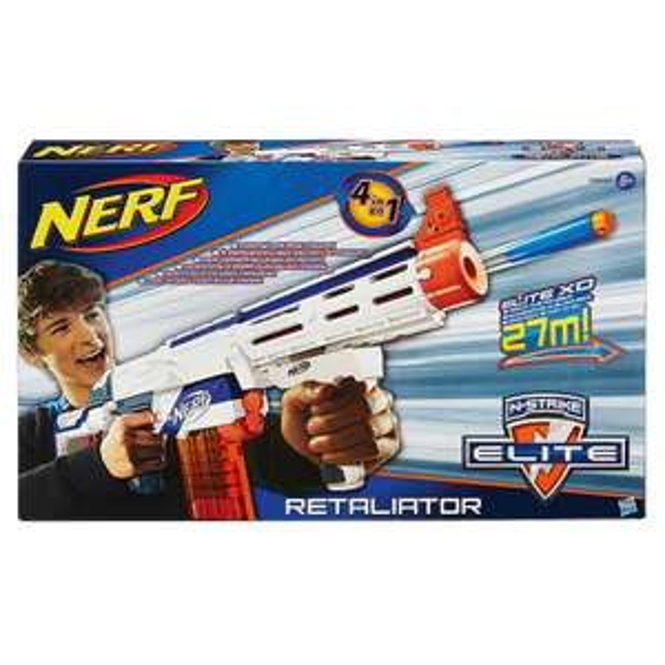 NERF N-Strike Elite retaliator XD €35 @ Blokker