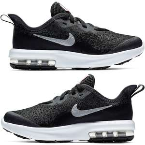 Nike Air Max Sequent 4 kids sneakers @ the athlete's foot