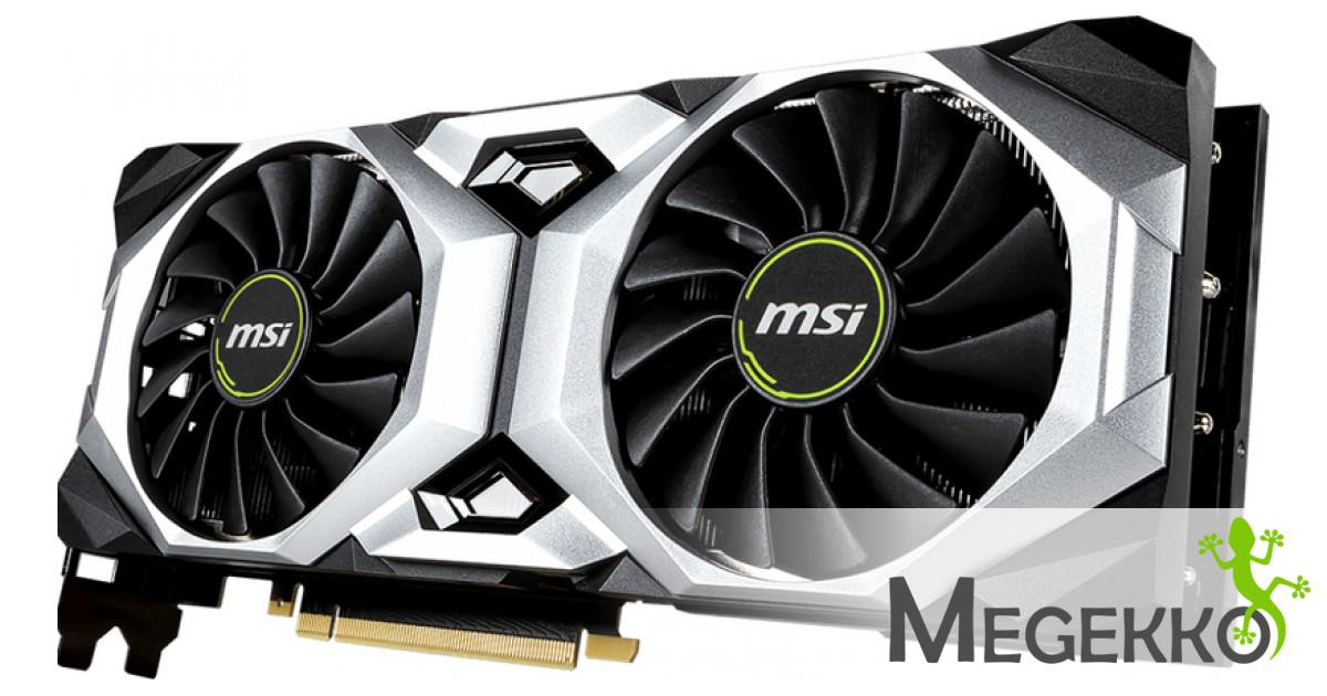 MSI GeForce RTX 2080 VENTUS 8G OC Videokaart