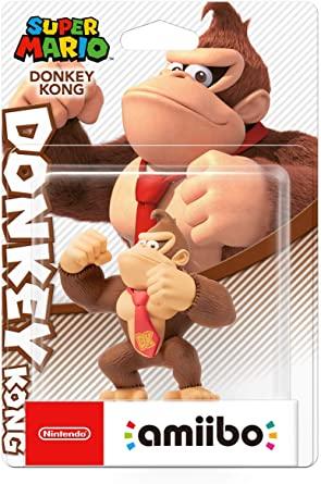 Amiibo Donkey Kong (Super Mario Collectie)
