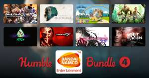 [Steam/PC] Humble Bandai Namco Bundle met o.a. Katamari Damacy REROLL, RAD en ENSLAVED: Odyssey to the West