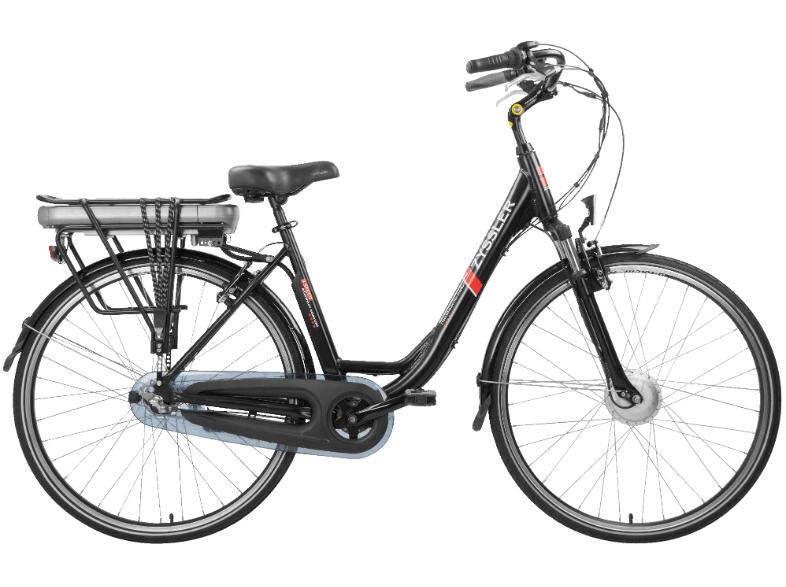 ZYSSLER E-bike van 699 voor 555 @mediamarkt
