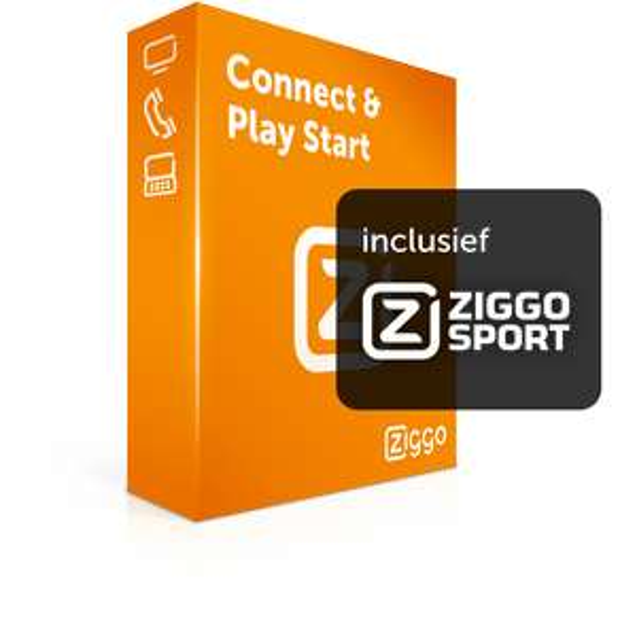 Alle Ziggo pakketten de eerste 6 maanden voor €29,95