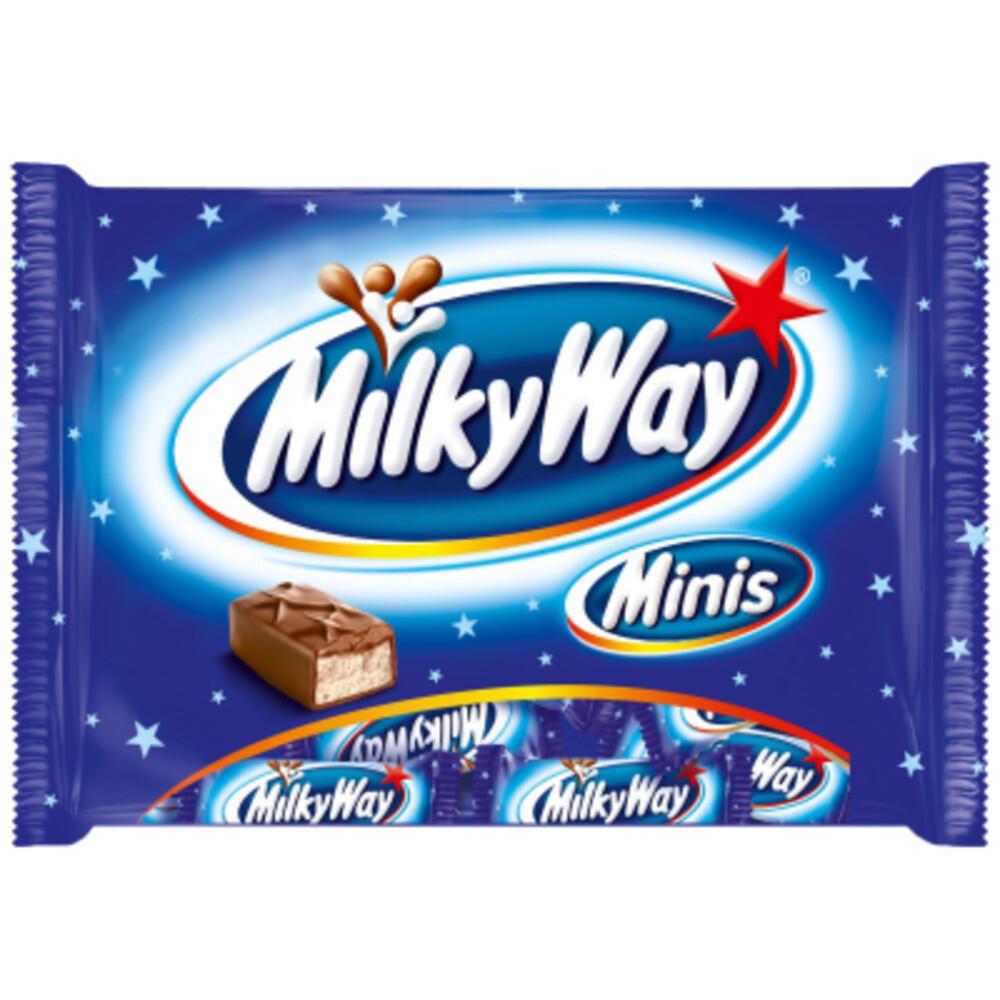 Voordeelzakken 4 voor €5 euro! (Twix, Bounty, Mars, Milky Way, Lion)