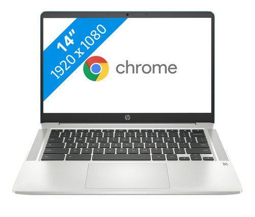 HP Chromebook 14a-na0060nd nieuw model nog minimaal 6,5 jaar updates