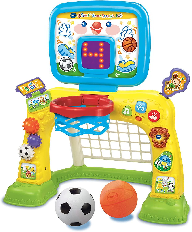 VTech Baby - Sport & Scoor Speelplaats -