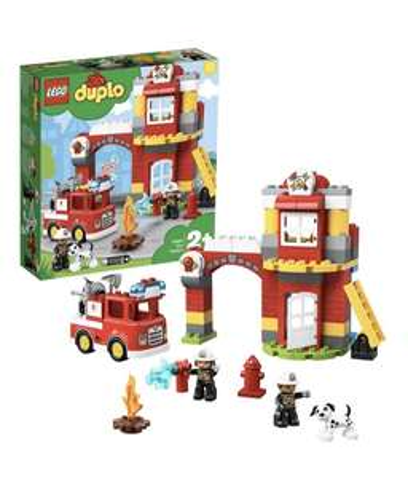 Lego 10903 Duplo Brandweerstation