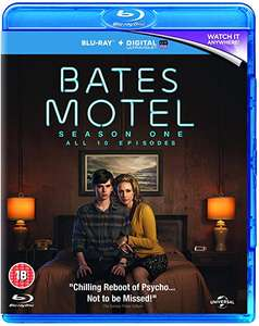 Bates Motel Season One Blu Ray