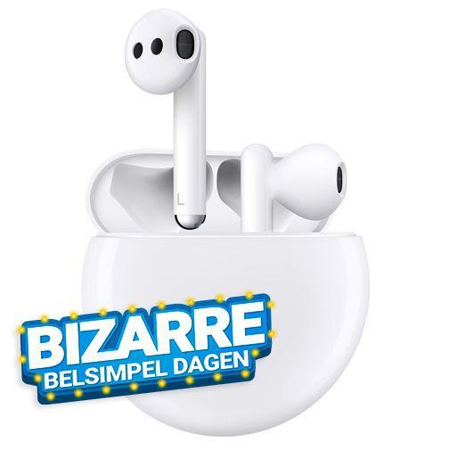 Huawei Freebuds 3 Wit voor €109,95 @ Belsimpel