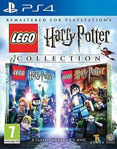 [PS4] Lego Harry Potter Years 1-4/Harry 5-7