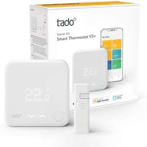 Tado Slimme Thermostaat V3+ starterkit @ Amazon.nl