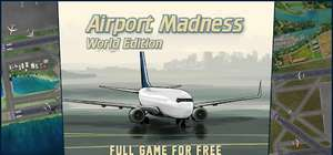 Gratis game Airport Madness: World Edition @Indiegala