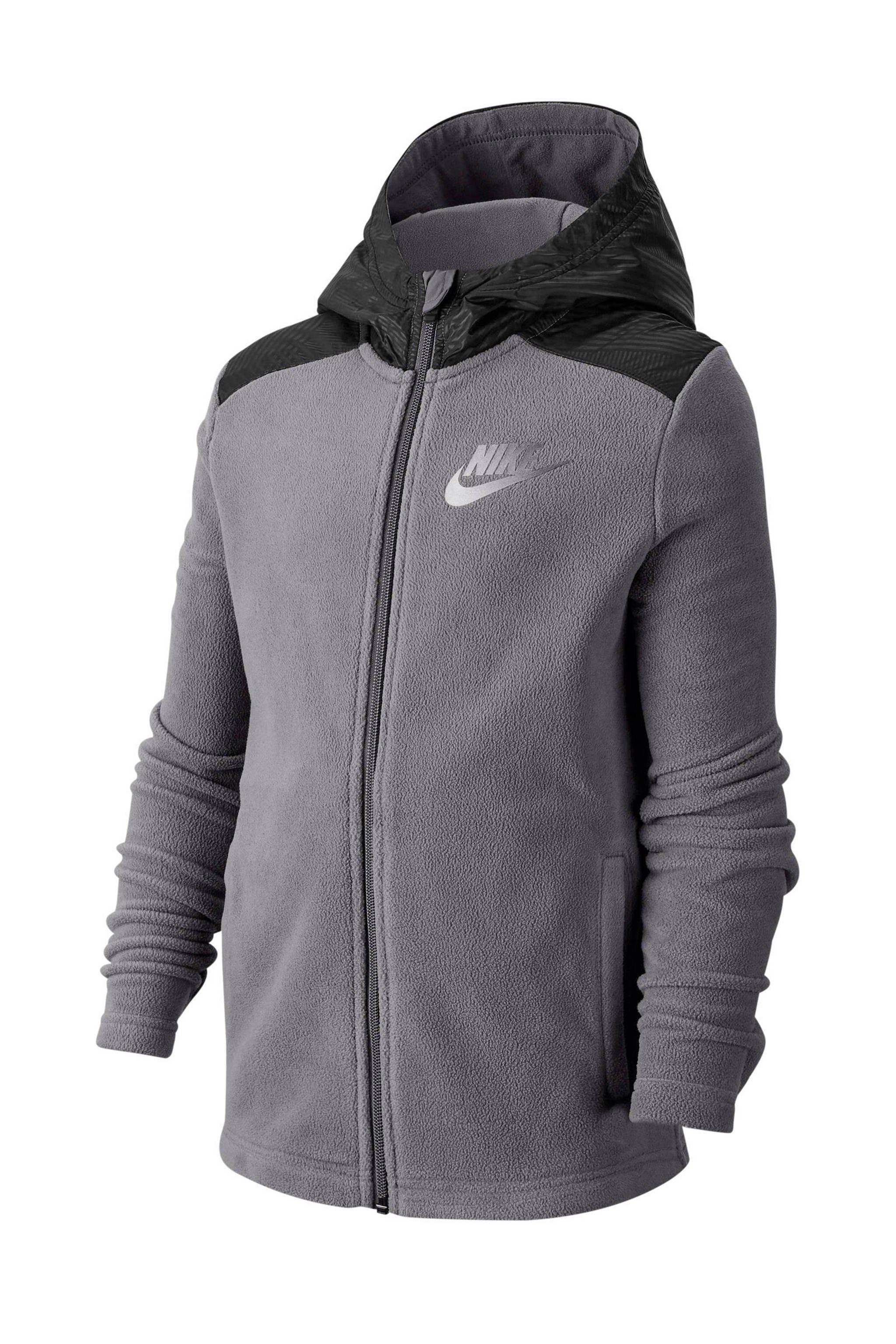 Nike fleece kids hoodie NSW @ Wehkamp