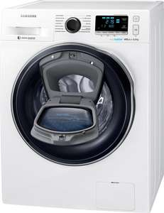 Samsung WW80K6604QW AddWash Wasmachine na cashback @ Coolblue