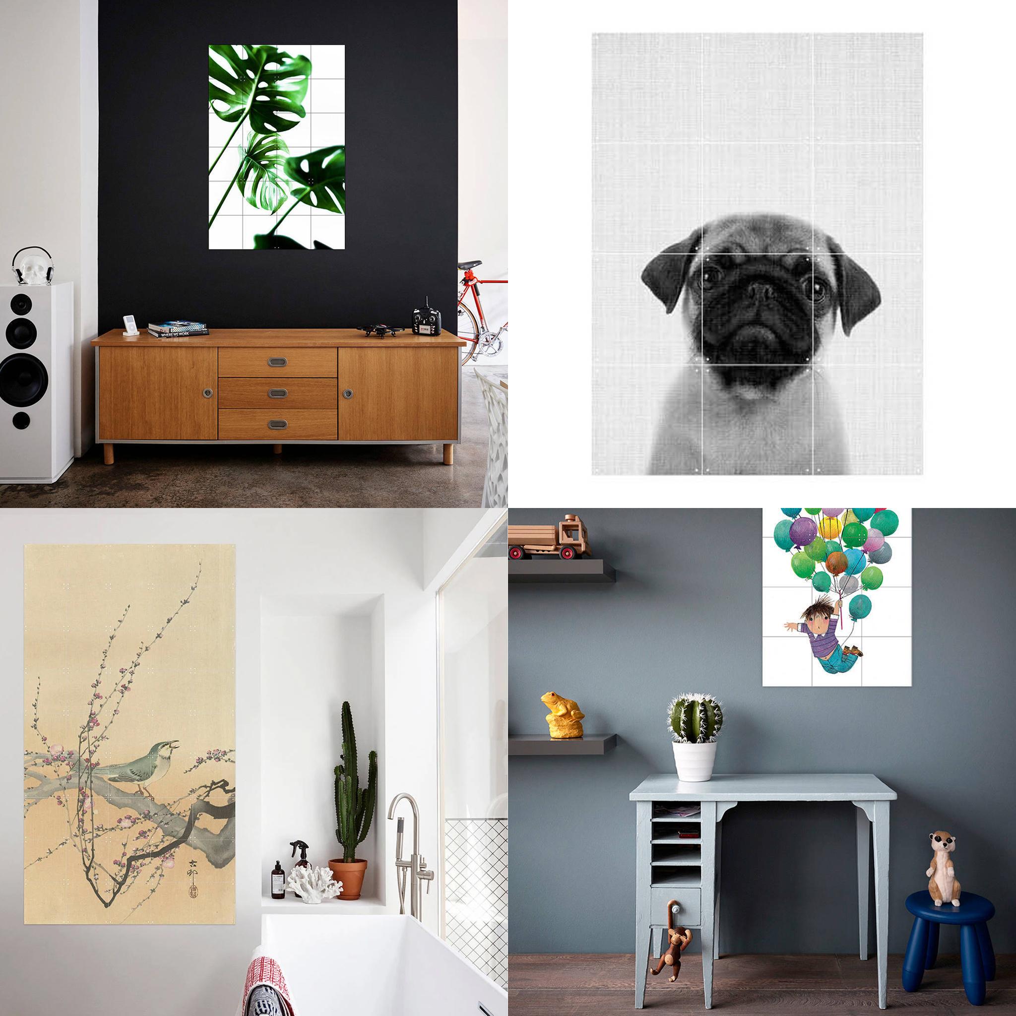 Diverse IXXI prints -40% @ Wehkamp