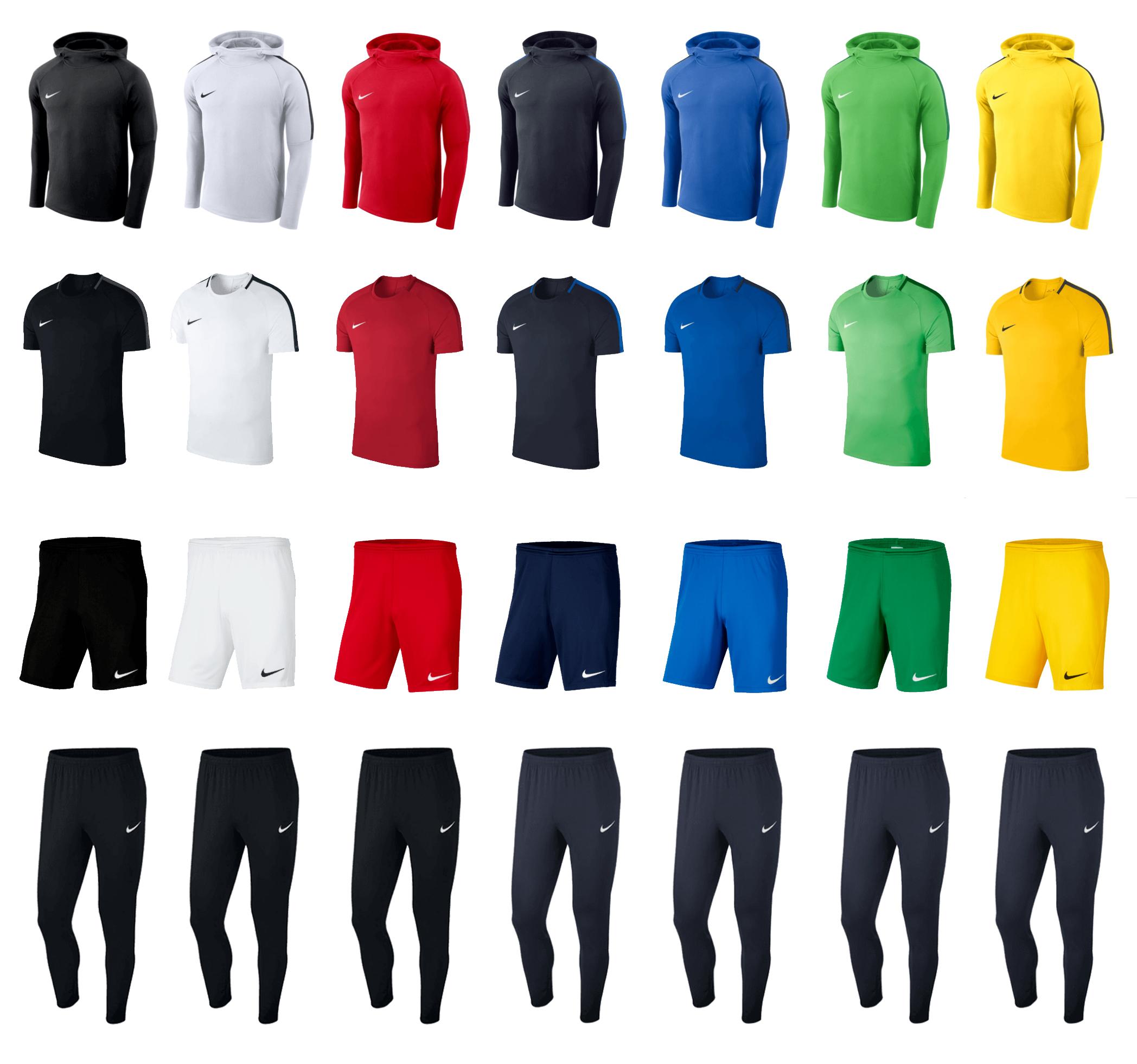 Nike trainingsset Premium 4-delig @ Geomix