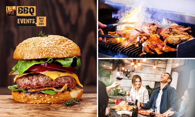 [LOKAAL] BBQ Roast Amsterdam > 46% korting