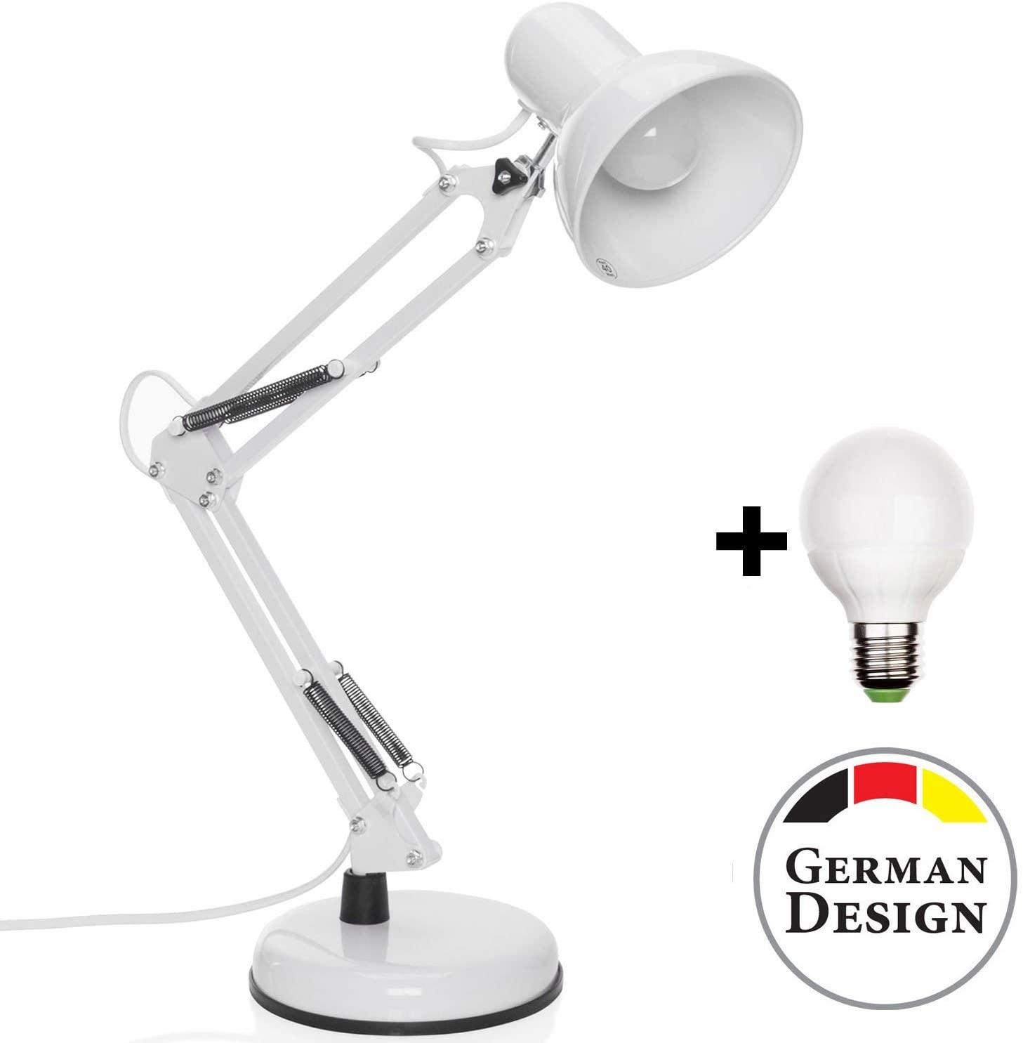 Bureaulamp met gratis led lamp