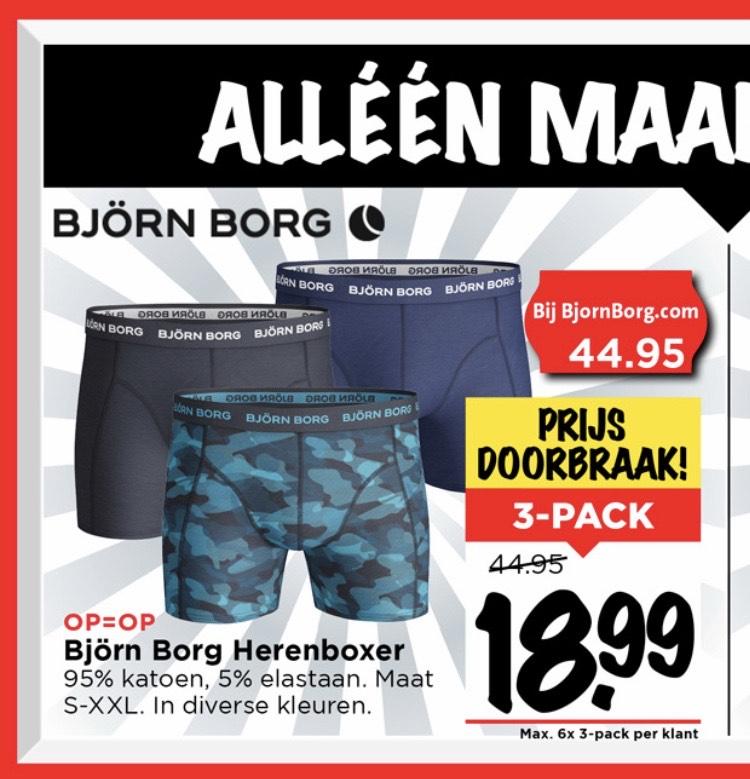 Björn Borg 3-pack boxershorts