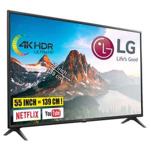 LG 55 inch SmartTV @Dirk