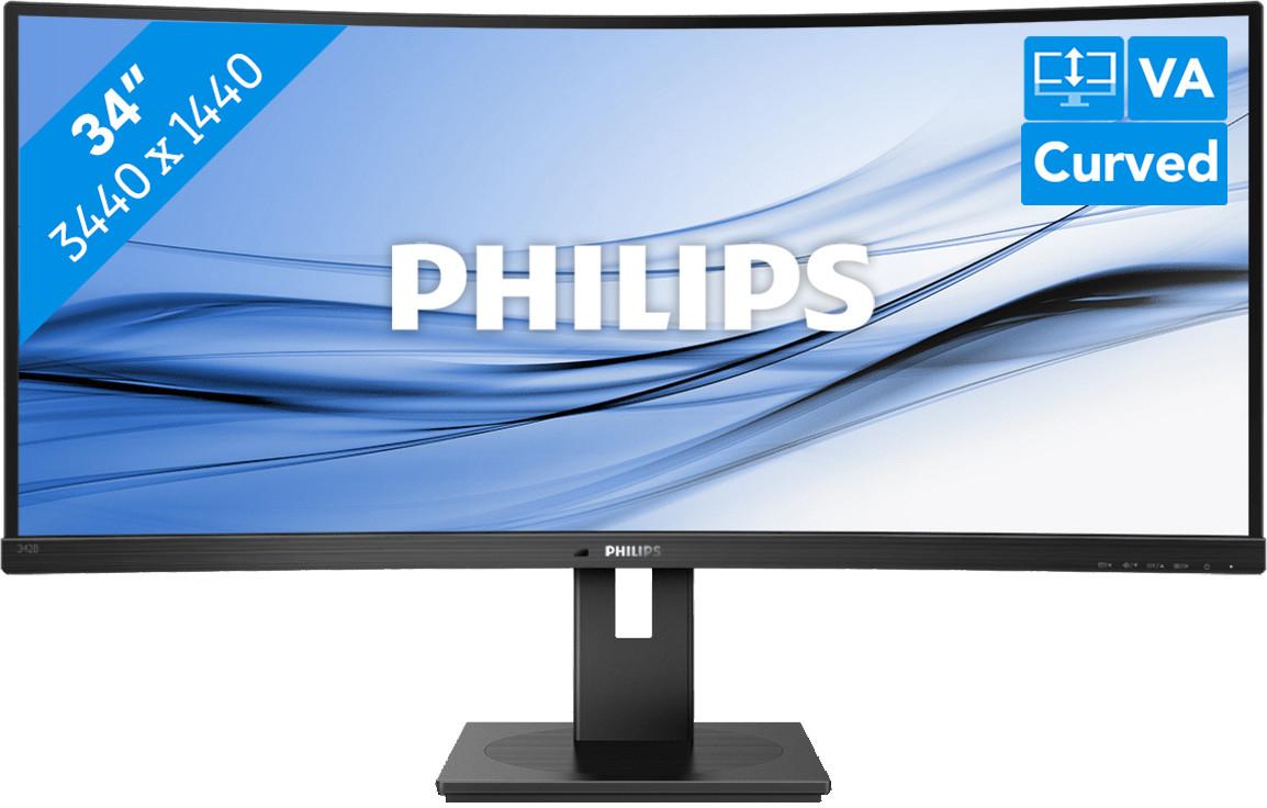 Philips Curved UltraWide 345B1C