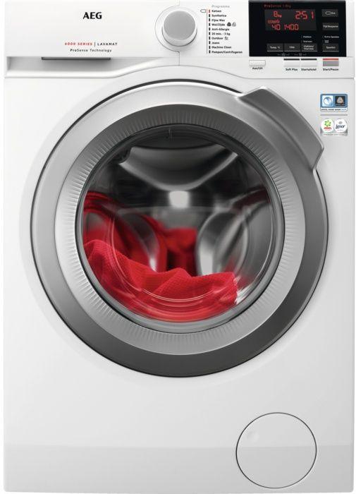 AEG L6FBSPEED - Wasmachine