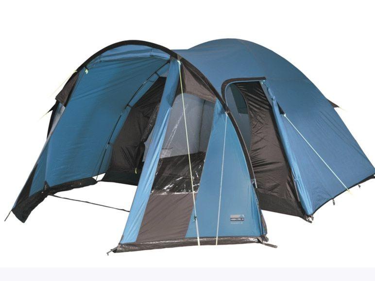 HIGH PEAK® 5-persoons Tent Tessin 5 @Lidl