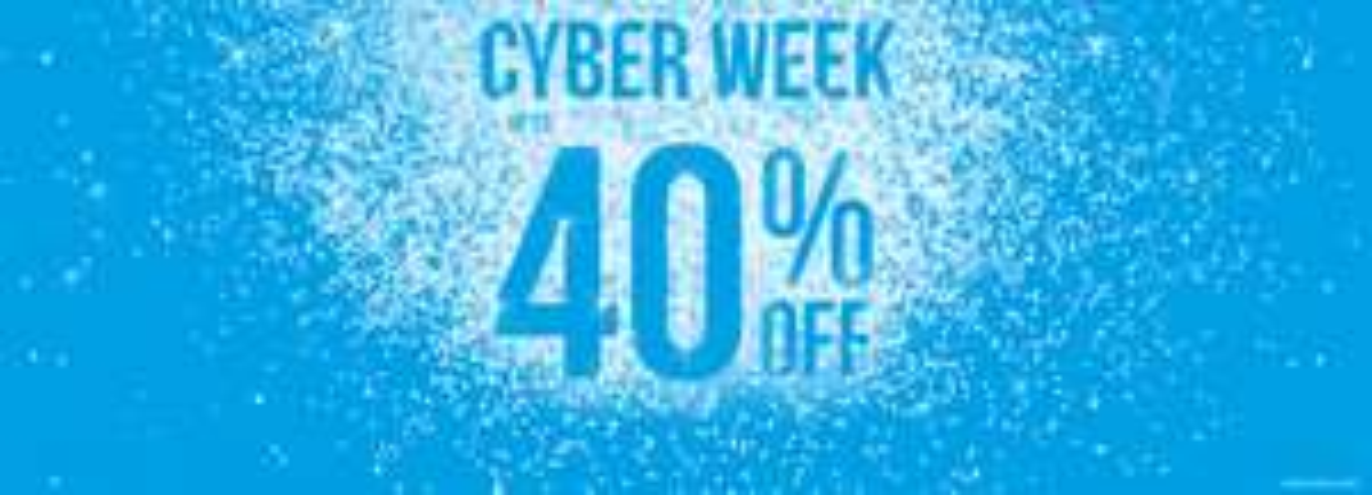 Cyber Week - veel met 40% korting @ New  Look