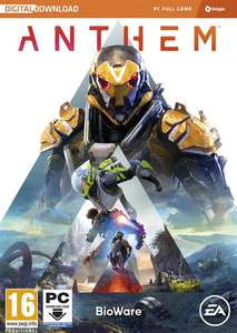 Anthem Standard en Legion of Dawn Edition (Origin) PC