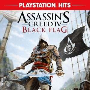 Assasins creed 4: Black Flag € 5.99 of Assasins Creed Unity voor € 9.99 (ps4 - psstore)