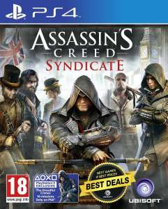 Assasins creed syndicate (ps4)
