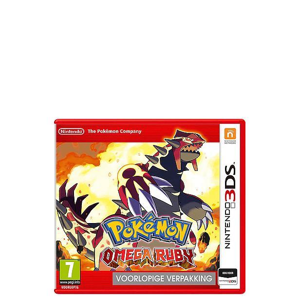 Pokemon Omega Ruby (3DS) voor €39,45 @ Wehkamp