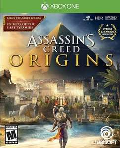 Assassin's Creed Origins: Standard Edition Xbox One Digital Code