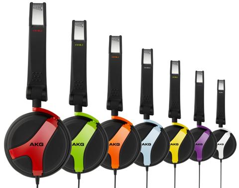 AKG K 518 dj-hoofdtelefoon door kortingscode voor €29,99 @ AKG