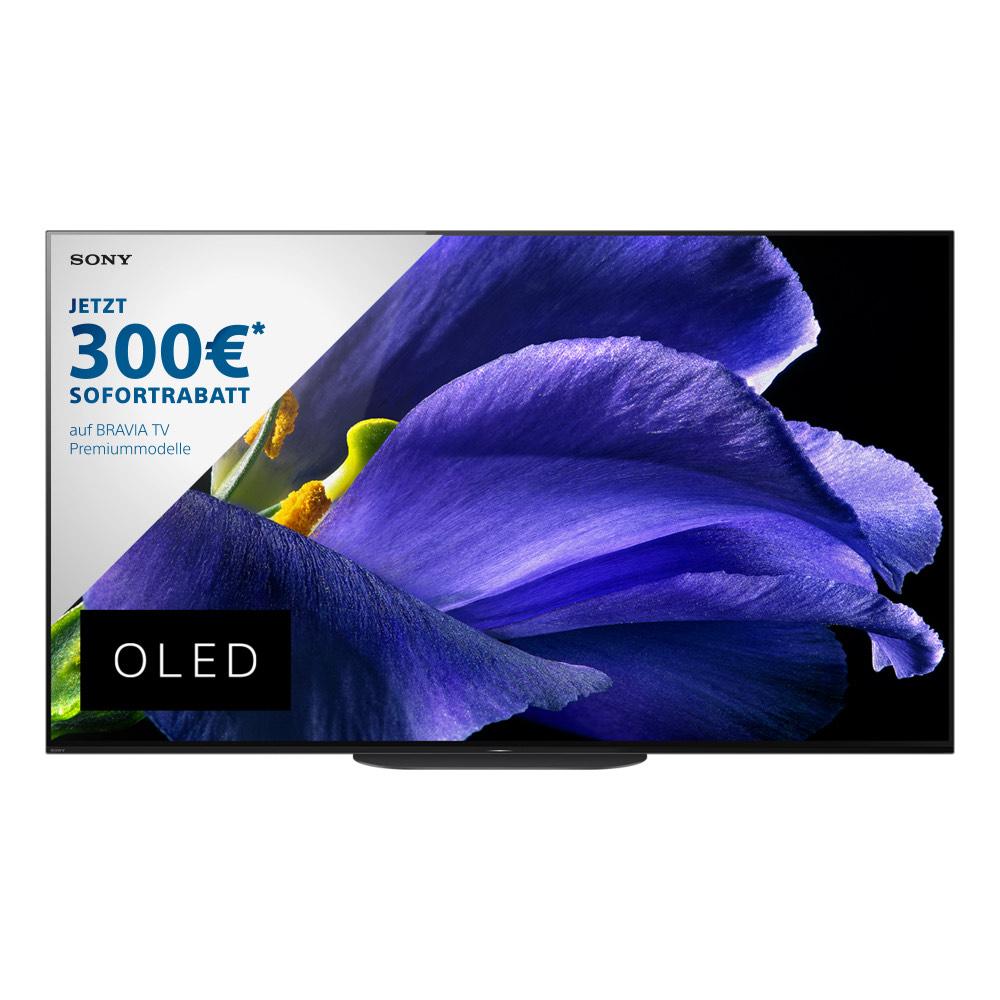 """Sony Oled AG9 65"""" Grensdeal!)"""