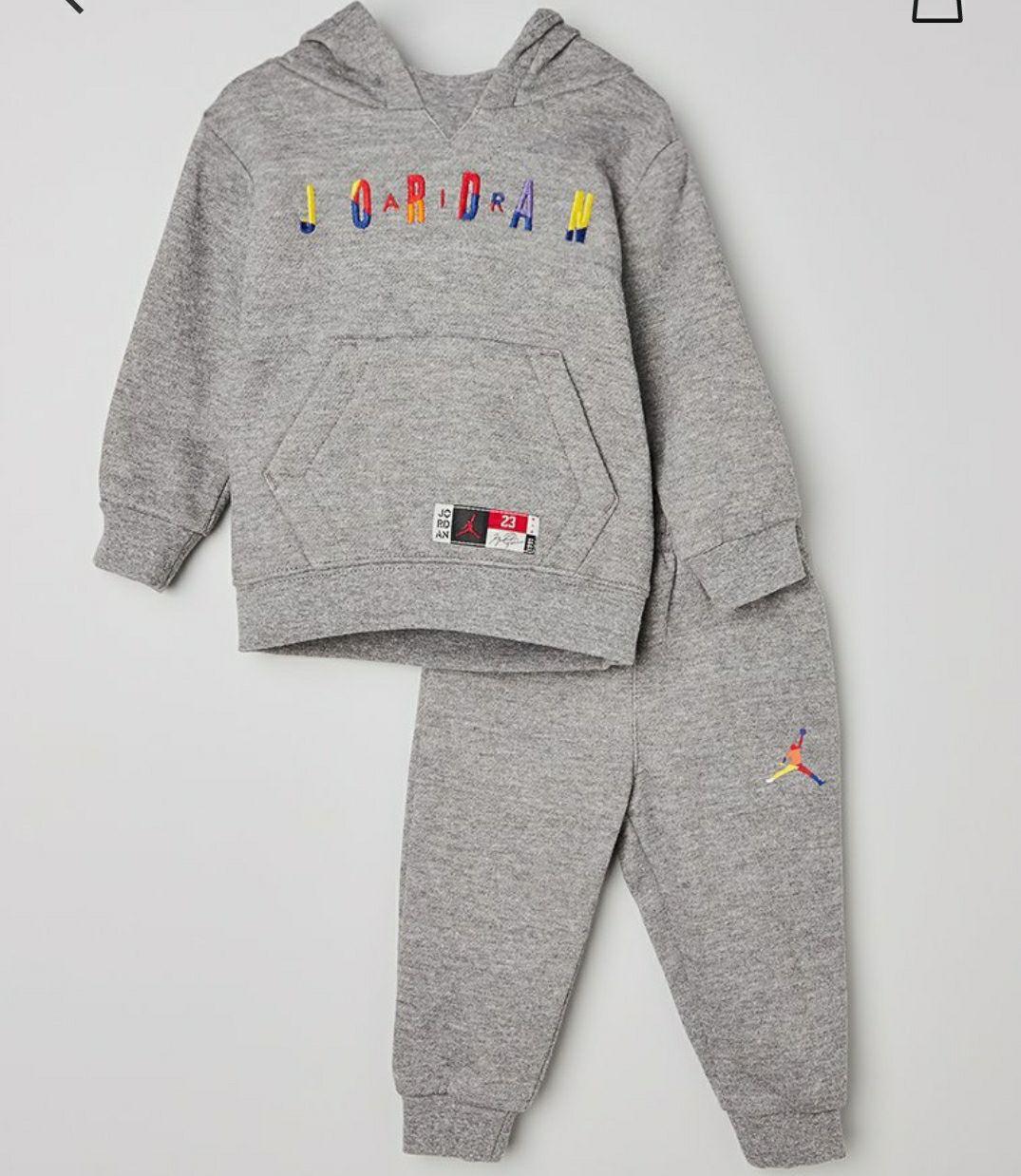 Jordan kids kleding