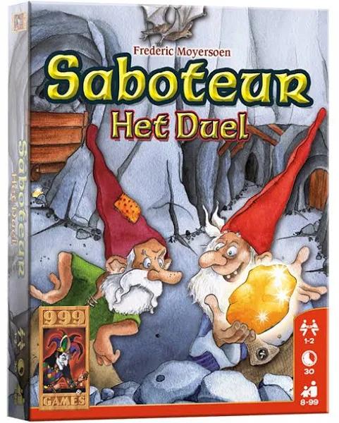 Saboteur: Het Duel voor €4,99 @ Trekpleister