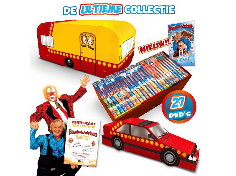 Bassie & Adriaan - De Ultieme Collectie € 88,- @ Mediamarkt