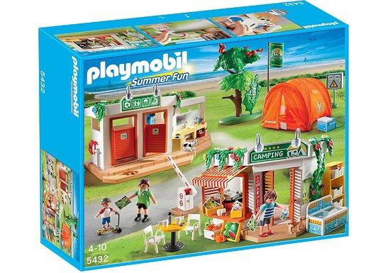 Playmobil Grote Camping (5432) voor €37,99 @Bol.com