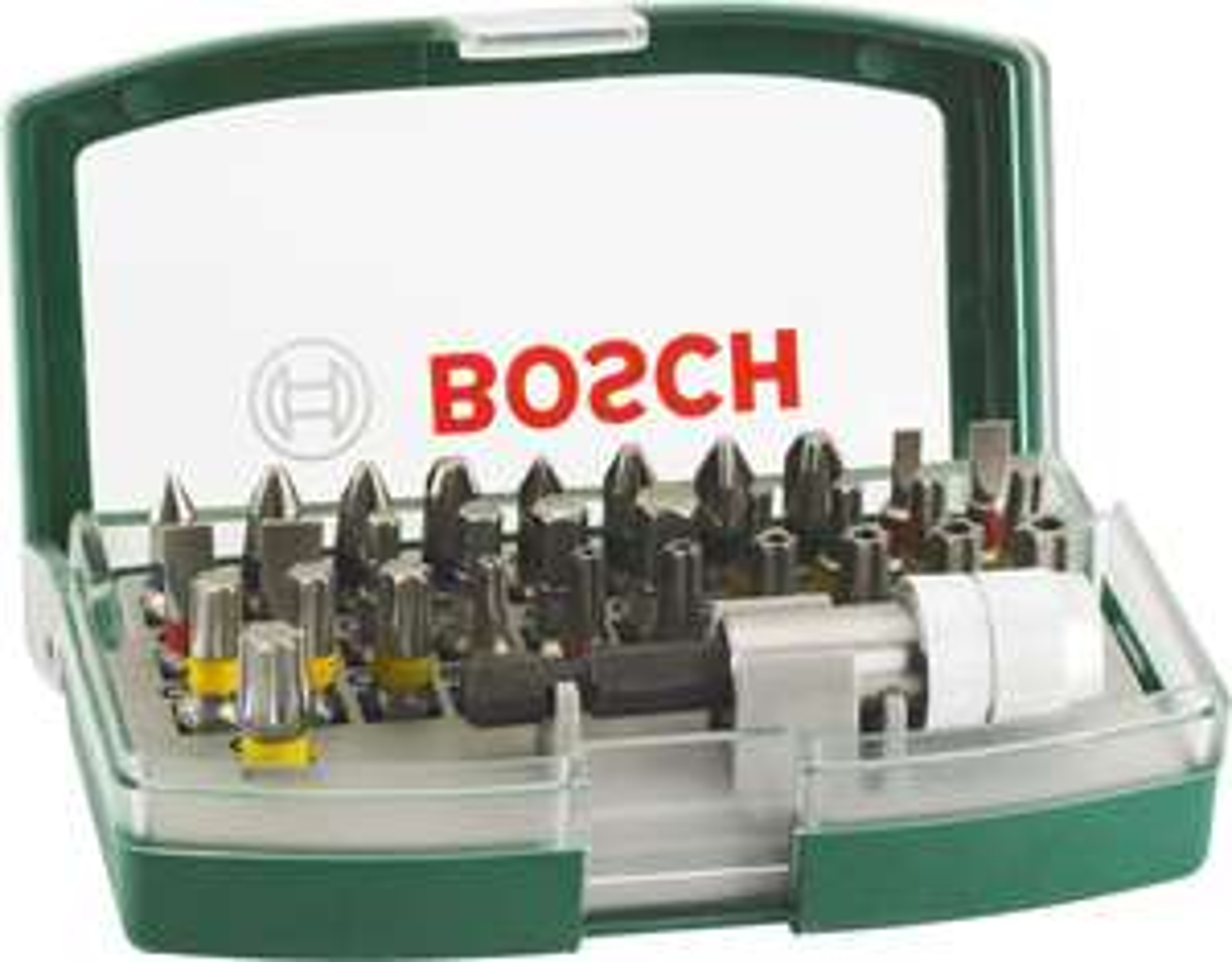 Bosch bitset 32-delig @ Amazon.de