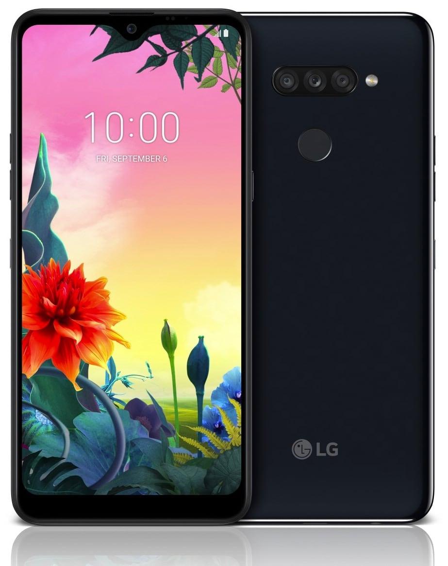 LG K50s 3GB/32GB Smartphone + 64GB MicroSD-kaart @ Mobiel.nl